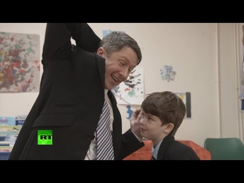 Jonathan Pie explains academies to a 5-year-old
