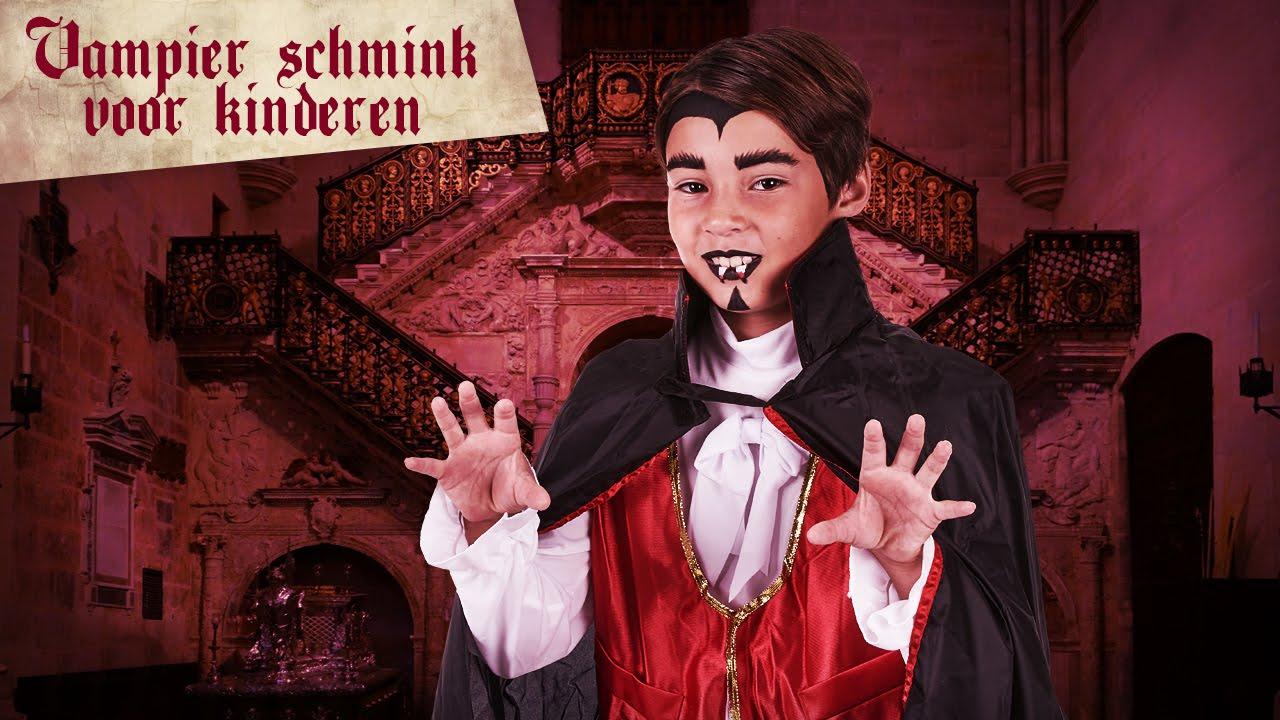 Halloween Schmink Kind.Mooie Vampier Schmink Tutorial Voor Kinderen Vegaoo Nl