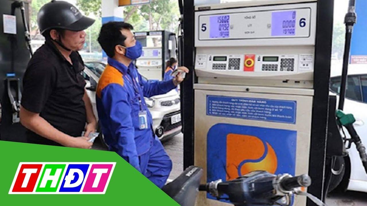 Giá xăng có thể giảm sâu | THDT