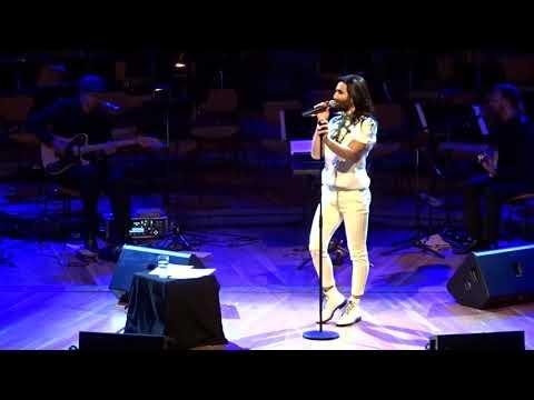 Conchita -  MORGENS BIN ICH IMMER MÜDE - #ConchitaFVWL - Berlin Philharmonic - 07.11.2017