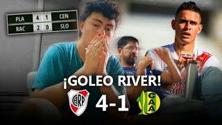 River 4 Aldosivi 1 | Reacciones De Hinchas De Boca | Liga Profesional 2021