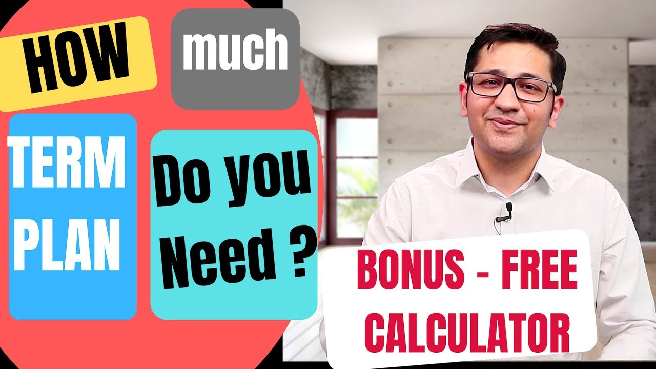 How much Life Insurance Cover do you need? | Free Term ...