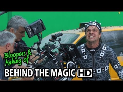 "The Avengers (2012) Making of & Behind the Magic ILM ""HULK"" (Part 2/2)"