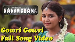 Ranavikrama - Gowri Gowri Full Video   Puneeth Rajkumar   Adah Sharma   V Harikrishna