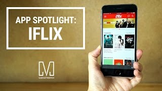 iFlix: TV shows and movies on-the-go screenshot 1