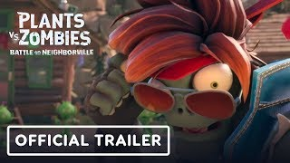 Plants vs. Zombies: Battle for Neighborville - Official Launch Trailer