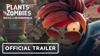 Plants vs. Zombies: Battle for Neighborville - Official Launch Trailer