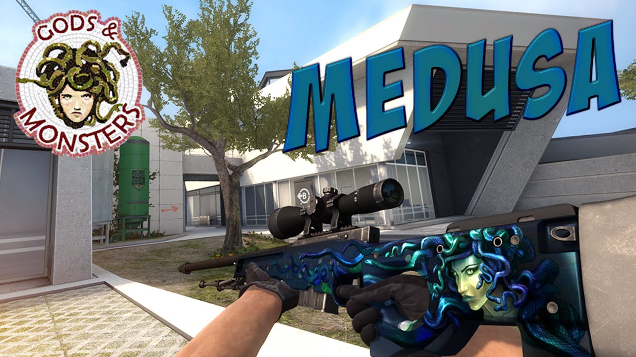 CS:GO - AWP | Medusa Gameplay - YouTube: http://www.youtube.com/watch?v=cF_jBdHDcT4