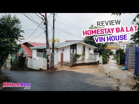 Review Vin House Đà Lạt | Nhà cho thuê nguyên căn Homestay cực CHẤT và RẺ