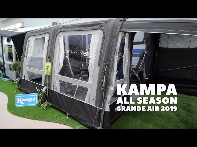 Kampa All Season Grande Air Pro 2019