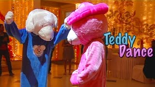 Bihaan and Thapki's TEDDY BEAR DANCE in Thapki Pyar Ki