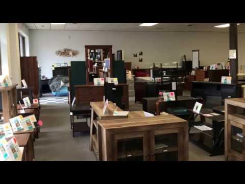 Sauder Furniture Online Auction