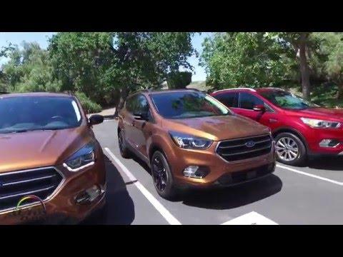 2016 2017 Ford Suvs Lineup Edge