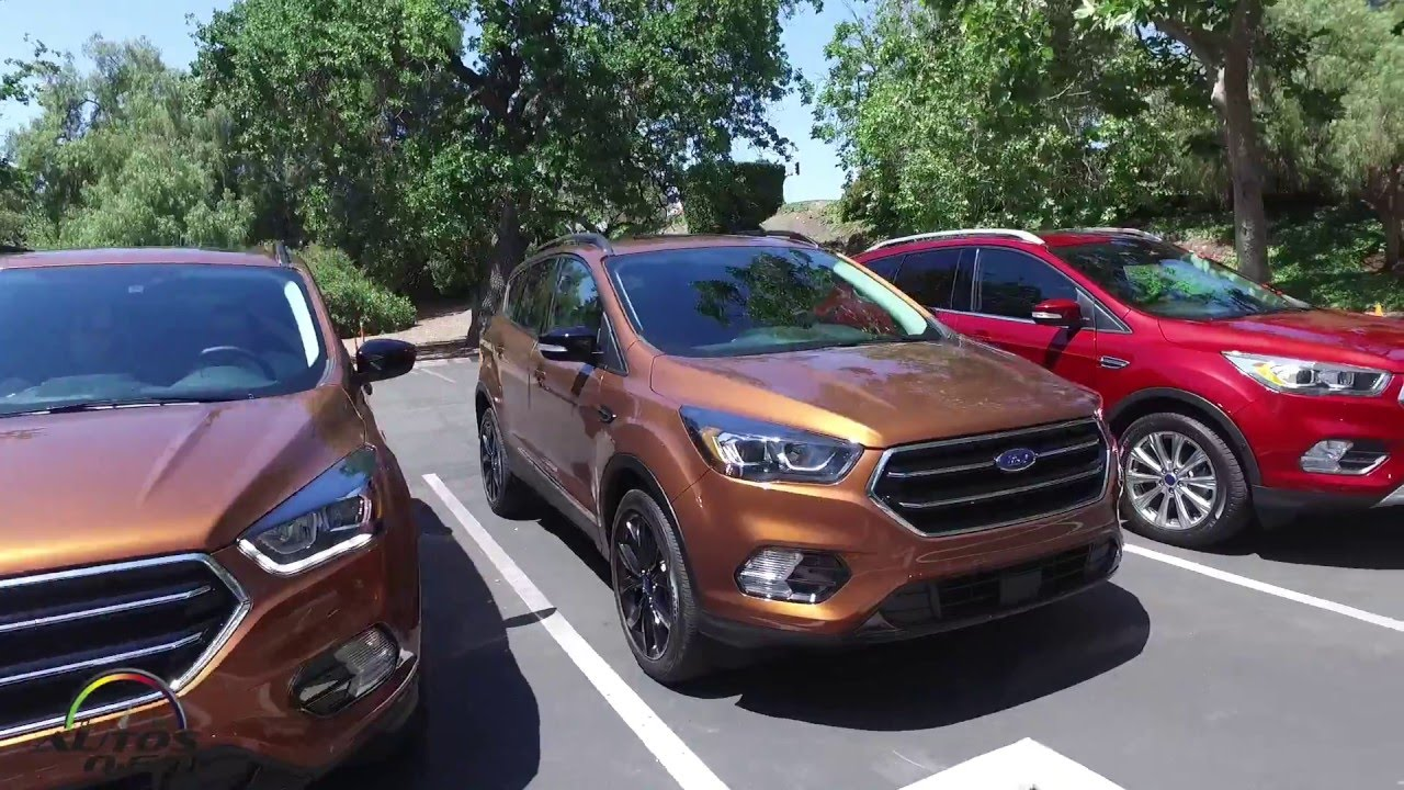 Ford Suvs Lineup Ford Edge Ford Explorer Ford Expedition Ford Escape Youtube