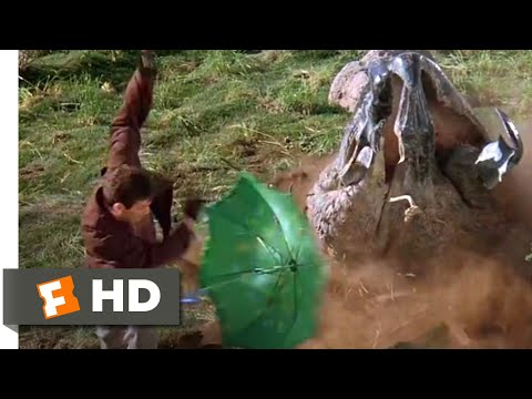Tremors II (1996) - Monster Truck Ride Scene (2/10) | Movieclips