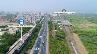 Project video of Wadhwa Wise City