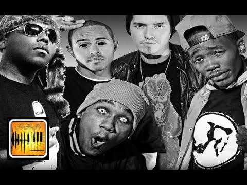 Hopsin feat Jarren Benton & Dizzy Wright - Free Meal mp3