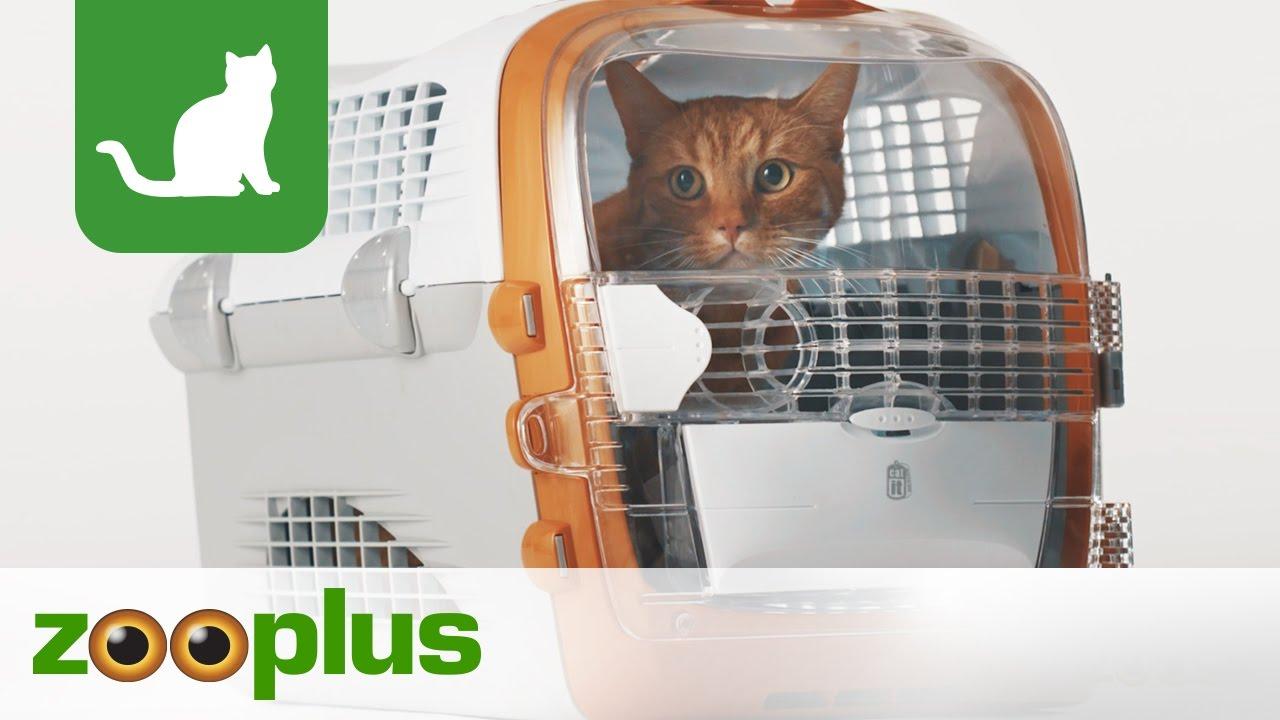 cage de transport pour chat pet cargo cabrio zooplus. Black Bedroom Furniture Sets. Home Design Ideas