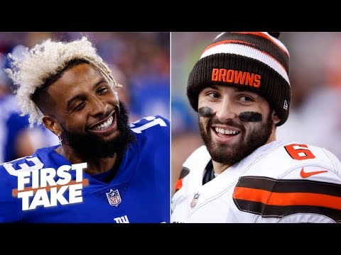 Odell Beckham Jr. trade does not make the Browns Super Bowl LIV contenders - Stephen A. | First Take