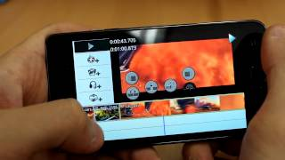New Movie Editor Application for Android