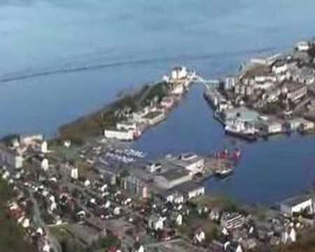 Aalesund city - Norway