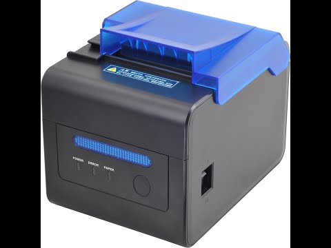 ITPP067 80MM Thermal Receipt Kitchen Printer for Restaurant