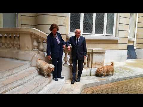 Les Klarsfeld, 50 ans la gifle de Beate