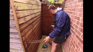 Mark Found - The Garden Railway - Prog.10 - Shed.mp4