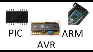 Какой микроконтроллер выбрать?