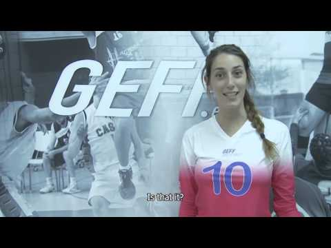 Start your own business in the sportswear industry with GEFF