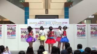 2014-06-07 イオンモール札幌平岡 ミルクス 第1部 札幌発のガールズア...