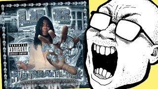 Lil B - Platinum Flame MIXTAPE REVIEW