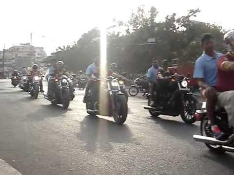 Harley Davidson Pune Group.MPG