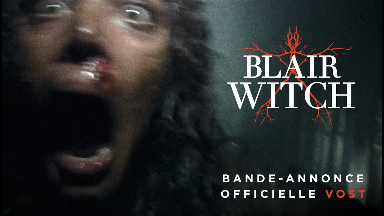 BLAIR WITCH - Bande-annonce - VOST