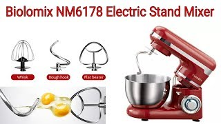 Biolomix NM6178 Electric Stand Mixer