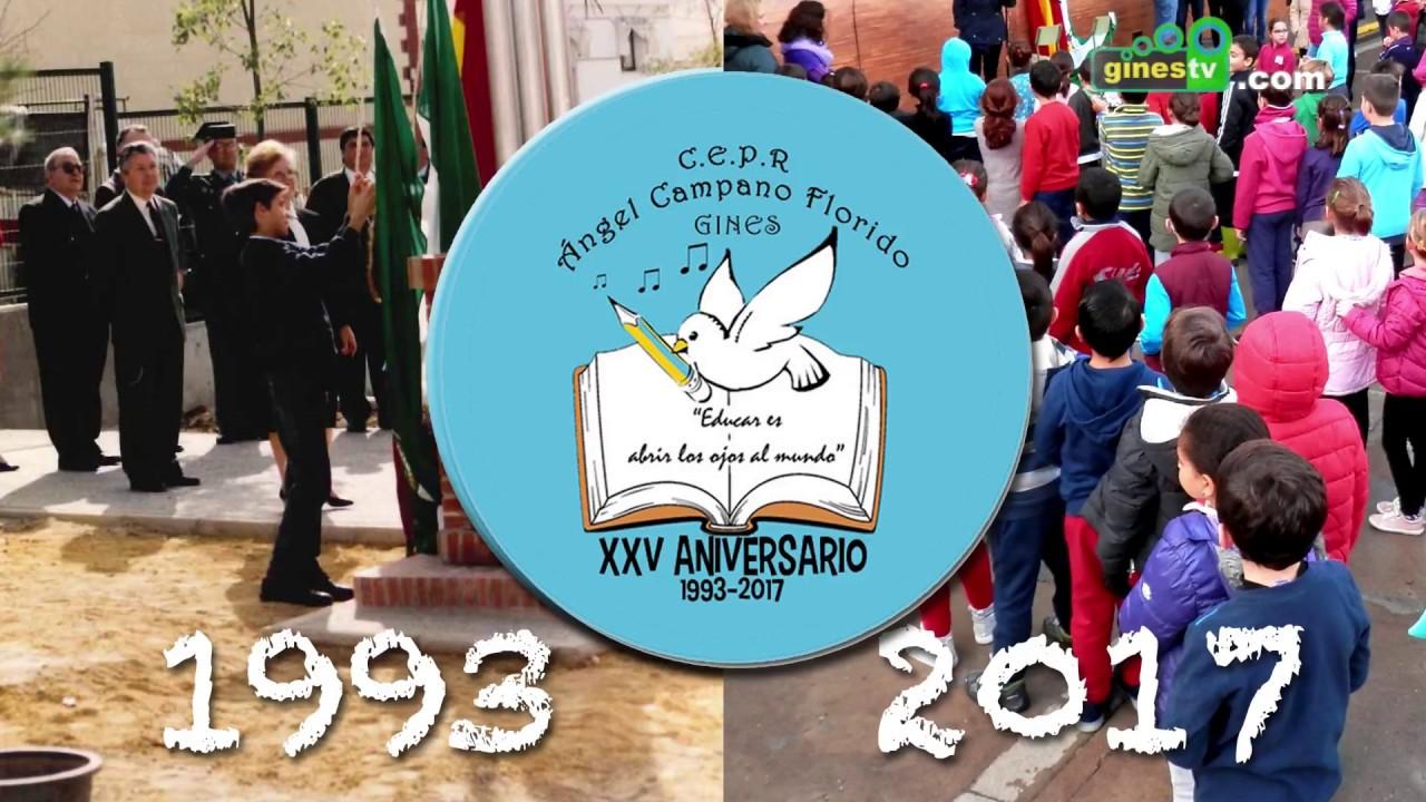 25 aniversario del Colegio Ángel Campano de Gines (COMPLETO)