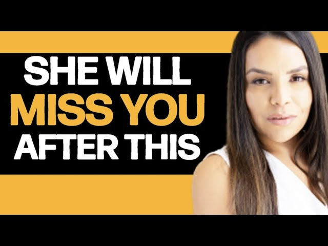 Does Silence Make A Woman Miss You! Here's the TRUTH (This WORKS!) | Apollonia Ponti