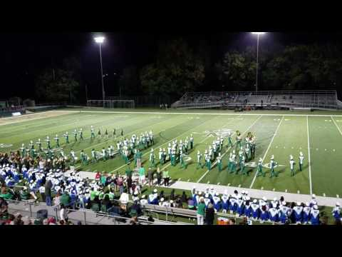 St Vincent St Mary Marching Band Script Irish 10/07/2016