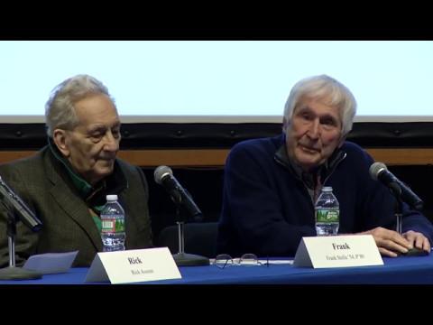 'Frank Stella Prints' Panel Discussion