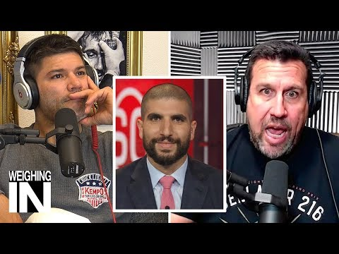 Big John McCarthy Responds to Ariel Helwani on UFC 30 for 30