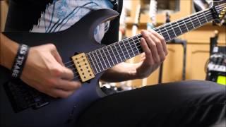 【Periphery】Omega Guitar cover【Alpha/Omega】