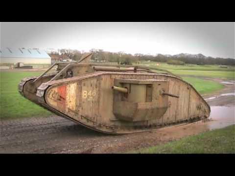 The 'War Horse' Tank   The Tank Museum