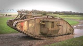 The 'War Horse' Tank | The Tank Museum