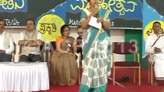 Tara (Kannada actress) at Adamya Chetana UTSAV 2013-2014