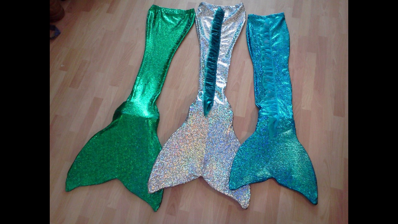 Swimmable Mermaid Tails    For Sale!! Custom Made!!