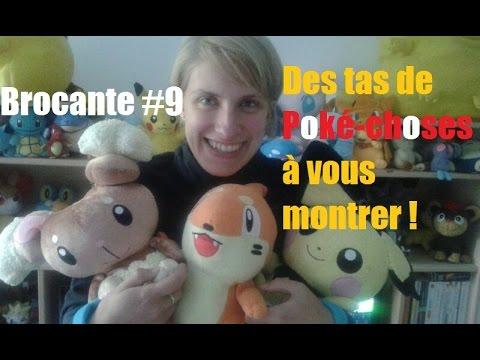 Brocante #9 - Des tas de poké-choses à vous montrer !
