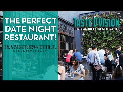 Bankers Hill Bar & Restaurant • San Diego's Best Restaurants • TasteOVision #15