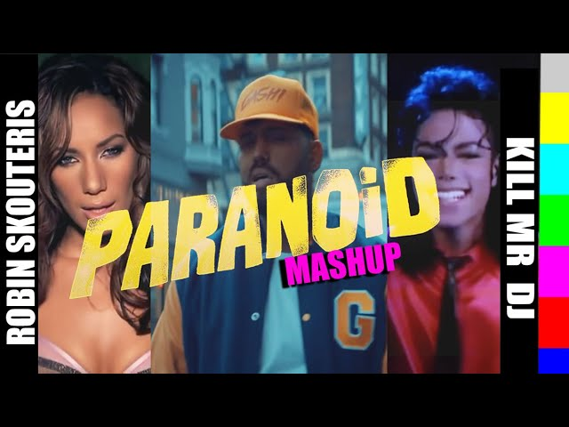 NEW PARANOID MASHUP WITH Kill_mR_DJ, and new Britney Mashup Video!