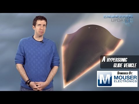 Engineering Update 80: China's hypersonic glide vehicle could evade US missile defense
