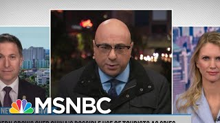 NBC Exclusive: Were These Chinese Trespassers Confused Tourists…Or Spies? | MSNBC